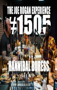پادکست #1505  - Hannibal Buress