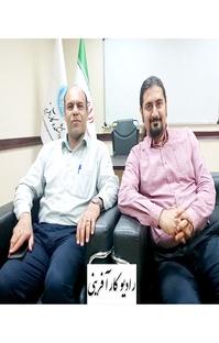 پادکست رادیو کارآفرینی | گفتگوی علی خادم الرضا با دکتر هومن تصدیقی