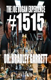 پادکست #1515  - Dr. Bradley Garrett