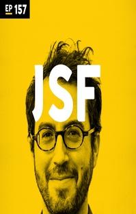 پادکست Jonathan Safran Foer