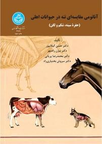 آناتومی مقایسهای تنه در حیوانات اهلی