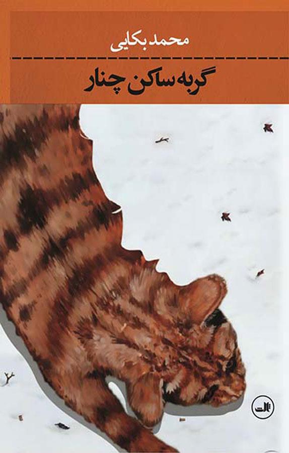 گربۀ ساکن چنار