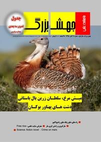 مجله ماهنامه علمی جهش بزرگ شماره ۱۱