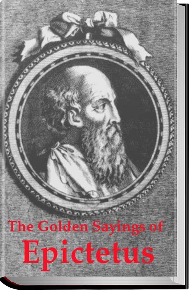 کتاب The Golden Sayings of Epictetus