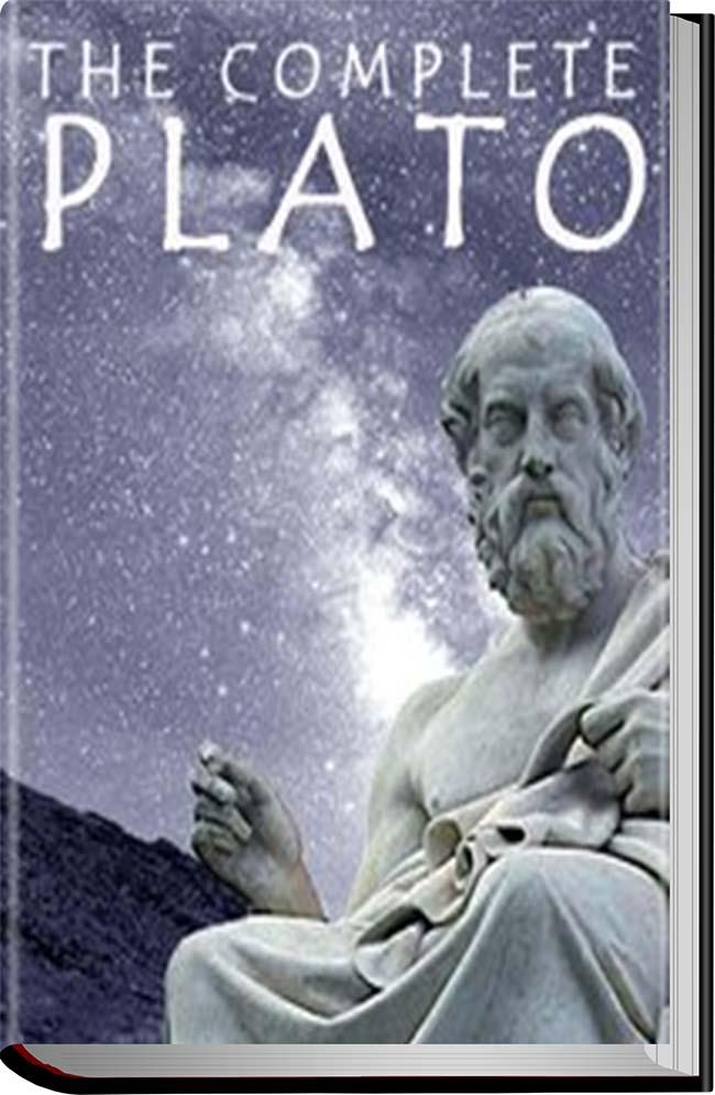 کتاب The Complete Plato