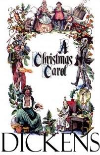 کتاب A Christmas Carol