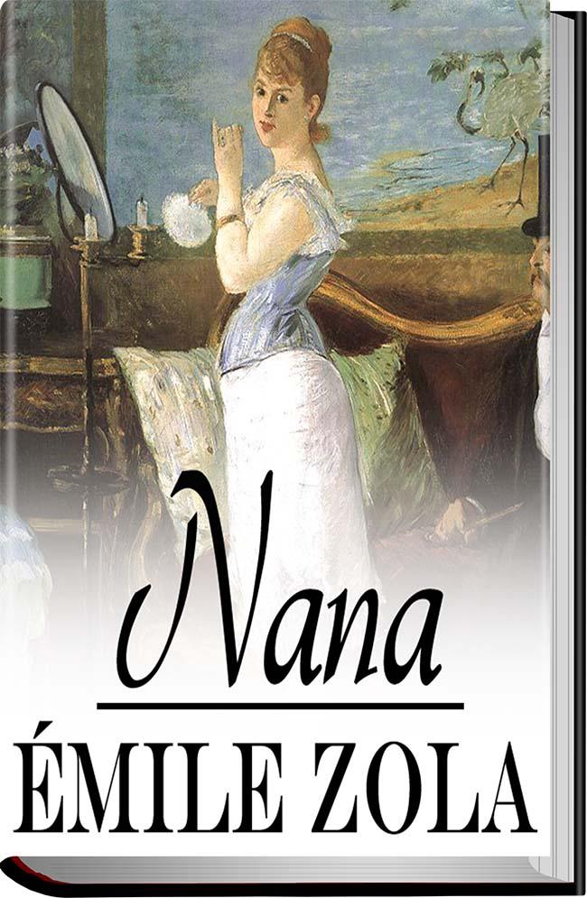 کتاب Nana