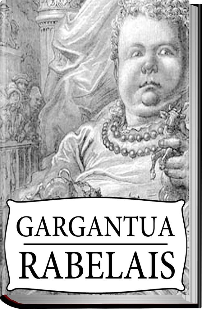 کتاب Gargantua