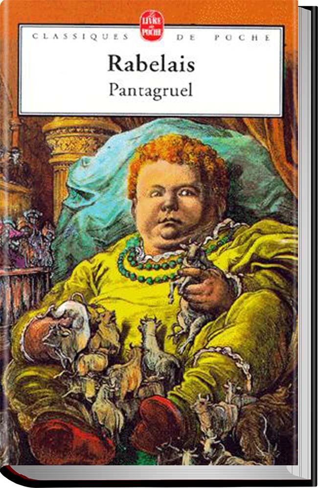 کتاب Pantagruel