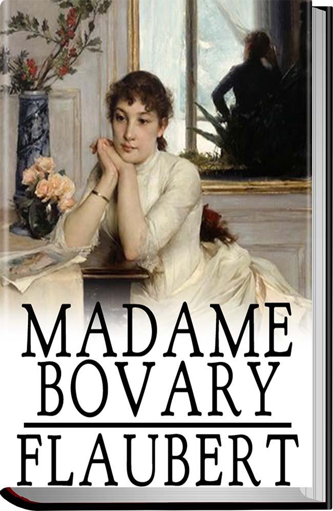 کتاب Madame Bovary