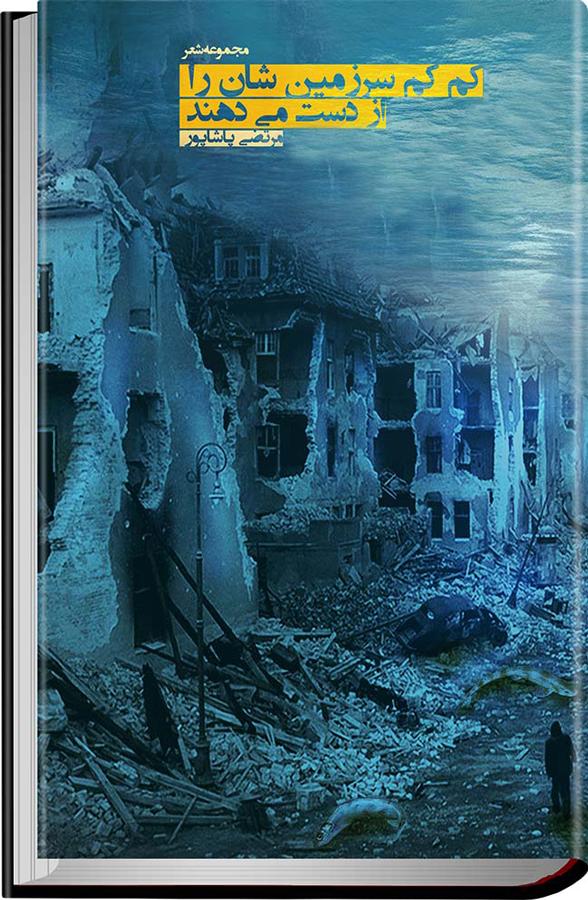 کتاب کمکم سرزمینشان را از دست میدهند