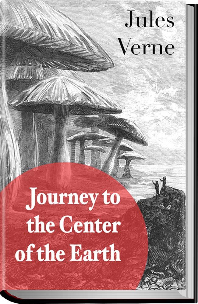 کتاب A Journey into the Center of the Earth