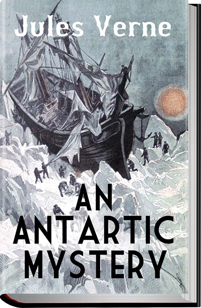 کتاب An Antartic Mystery