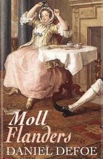 کتاب Moll Flanders