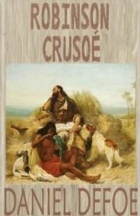کتاب Robinson Crusoe