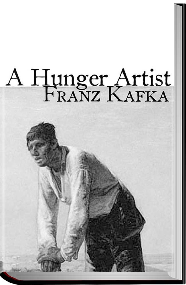 کتاب A Hunger Artist