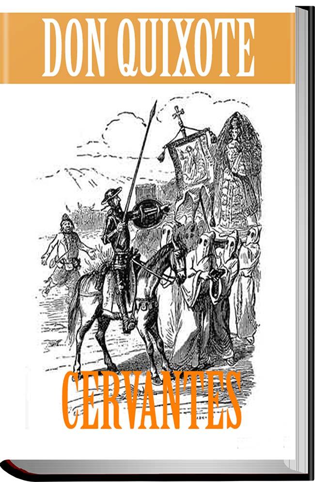 کتاب Don Quixote