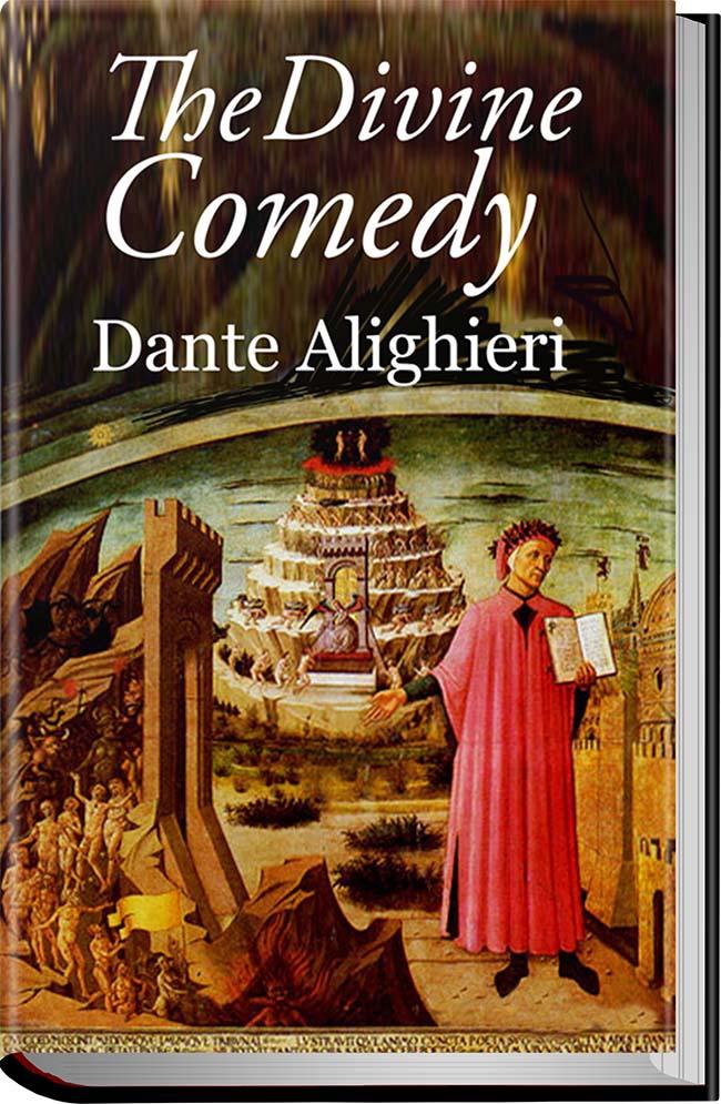 کتاب The Divine Comedy