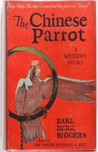 کتاب The Chinese Parrot