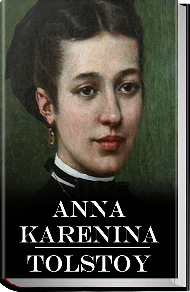 کتاب Anna Karenina