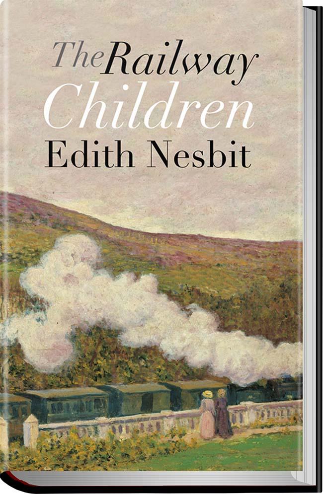 کتاب The Railway Children