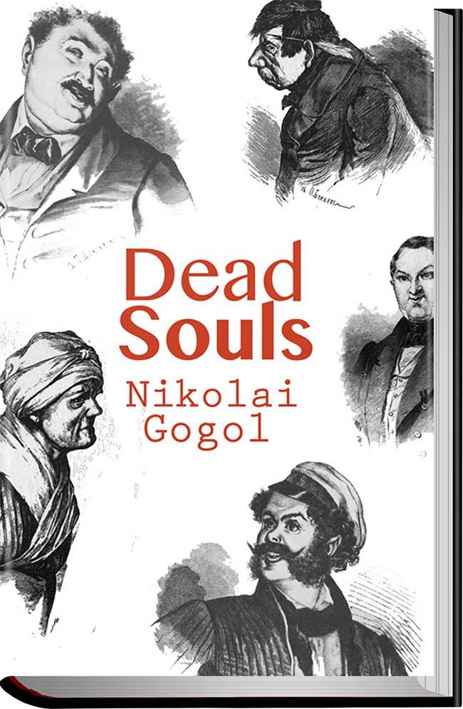 کتاب Dead Souls