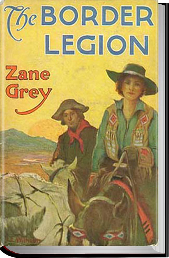 کتاب The Border Legion