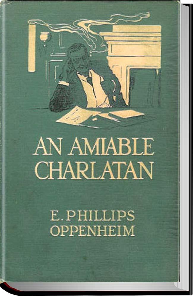 کتاب An Amiable Charlatan
