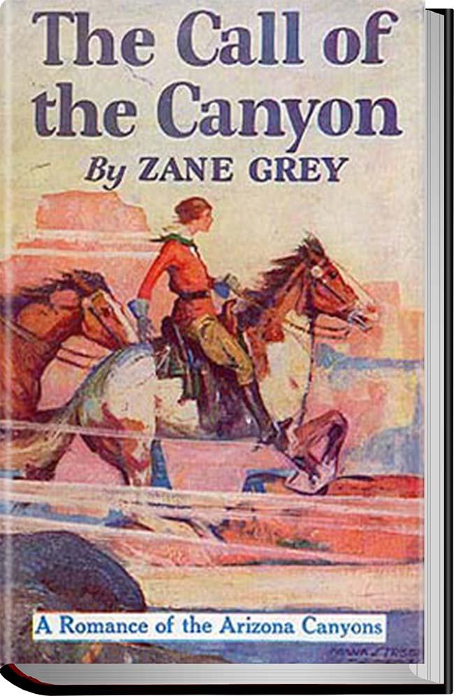 کتاب The Call of the Canyon