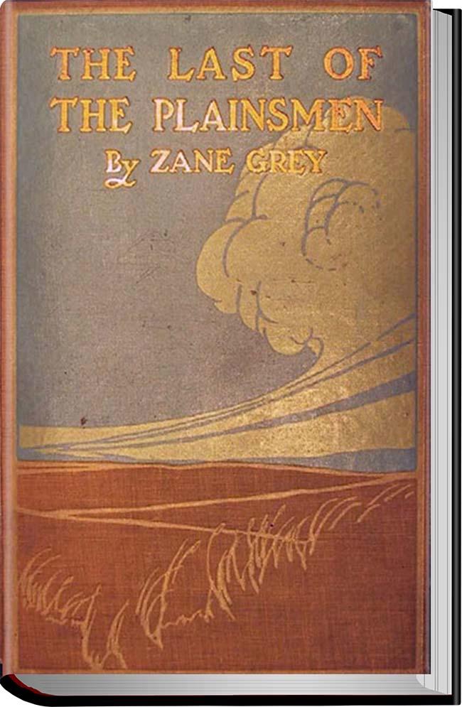 کتاب The Last of the Plainsmen