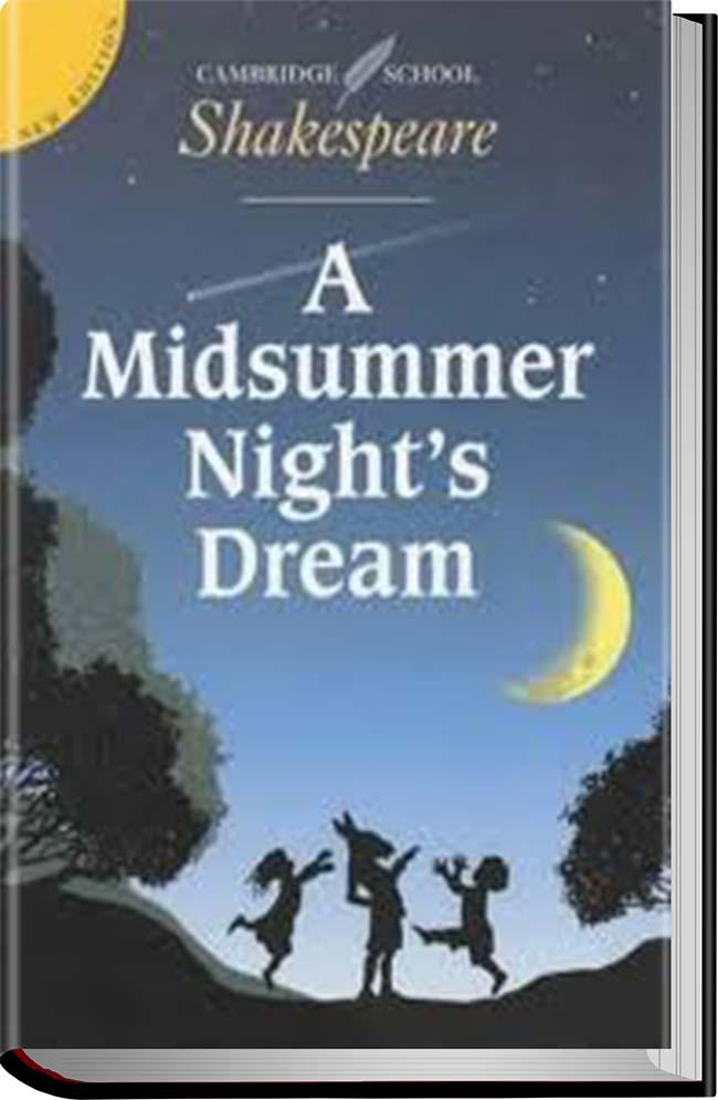 کتاب A Midsummer Night's Dream