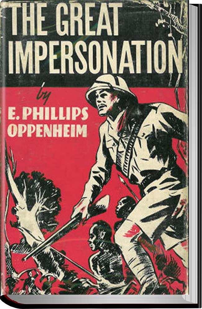 کتاب The Great Impersonation