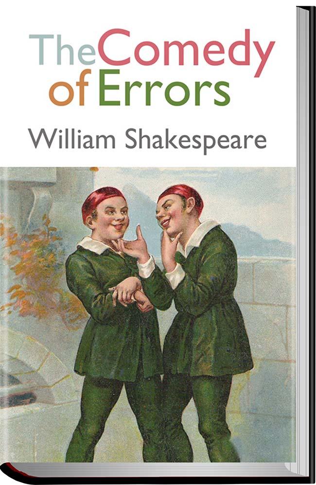 کتاب The Comedy of Errors