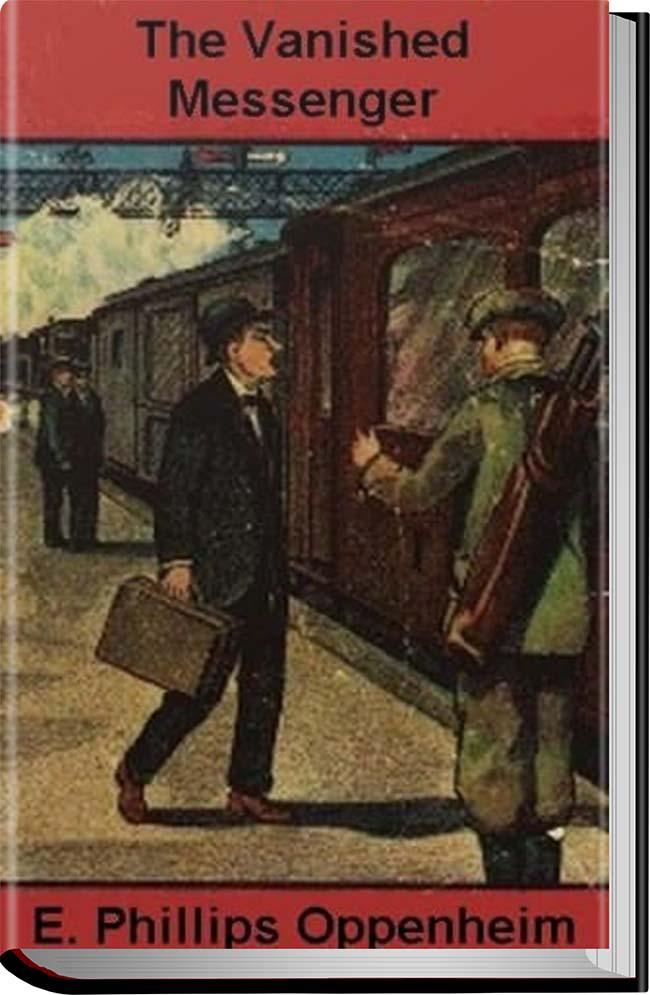 کتاب The Vanished Messenger