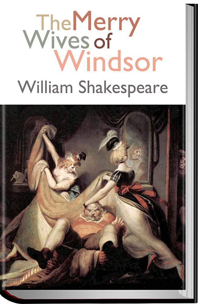 کتاب The Merry Wives of Windsor