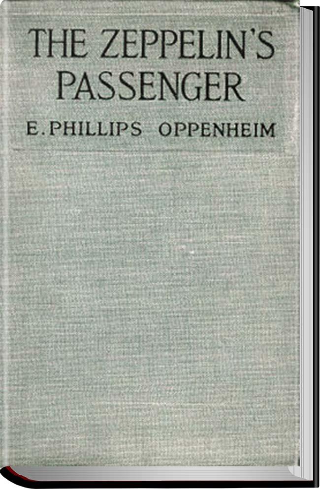 کتاب The Zeppelin's Passenger