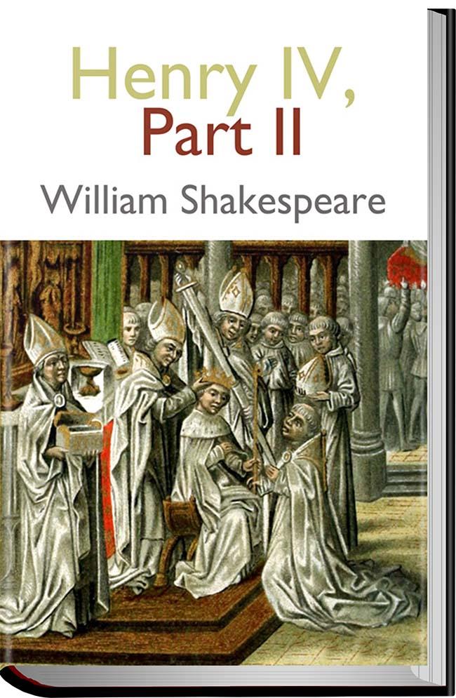 کتاب Henry IV Part 2
