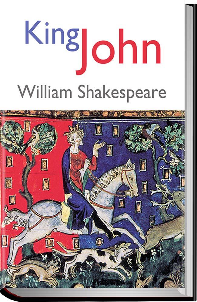کتاب King John