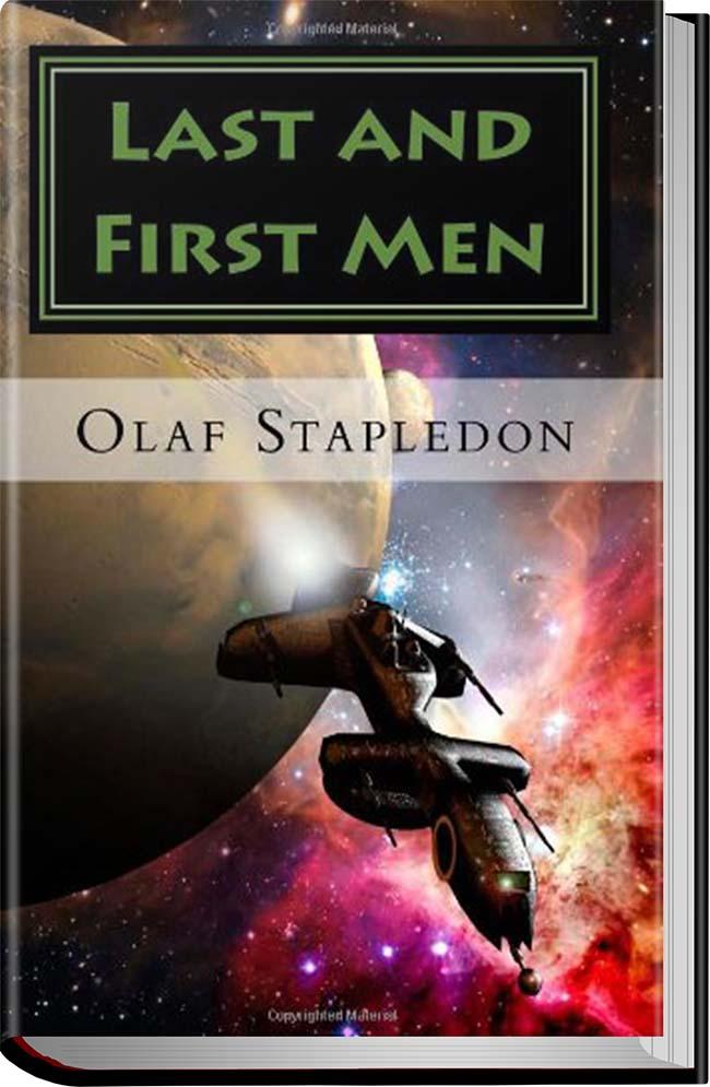 کتاب Last and First Men