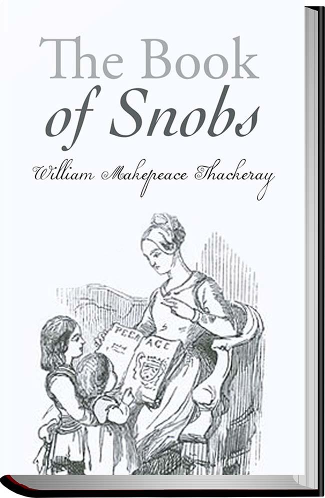 کتاب The Book of Snobs