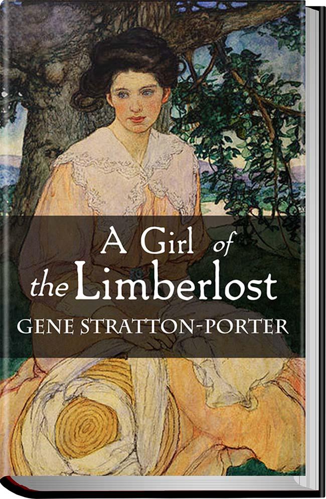 کتاب A Girl of the Limberlost