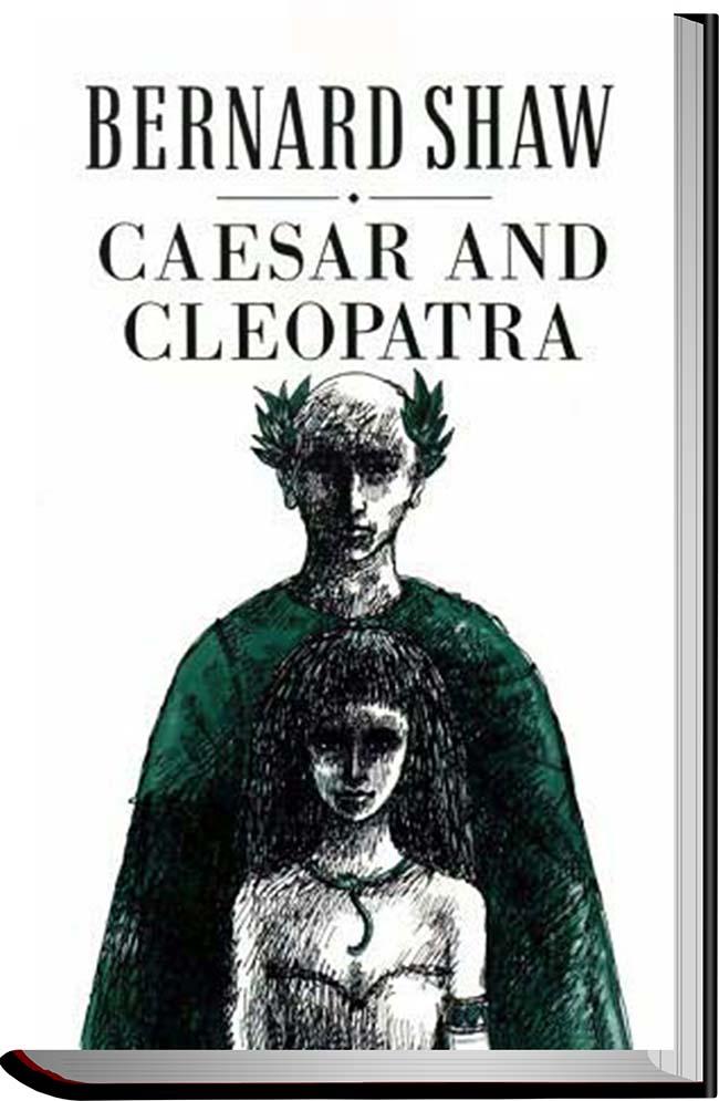 کتاب Caesar and Cleopatra