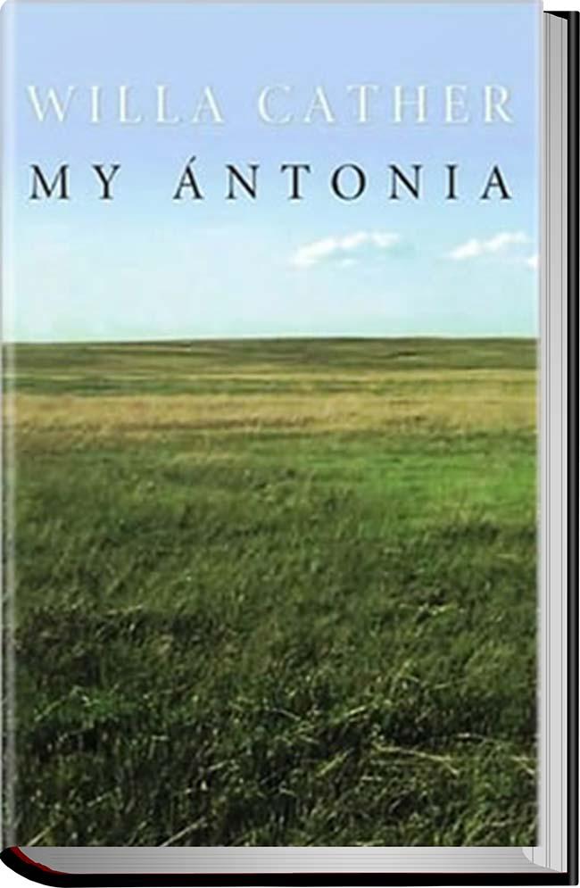 کتاب My Ántonia