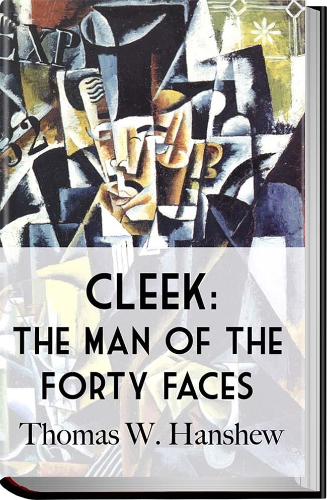 کتاب Cleek