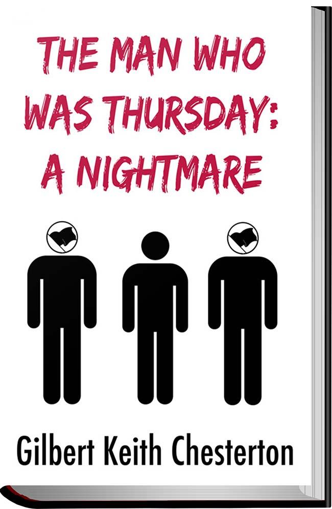 کتاب The Man Who Was Thursday a Nightmare