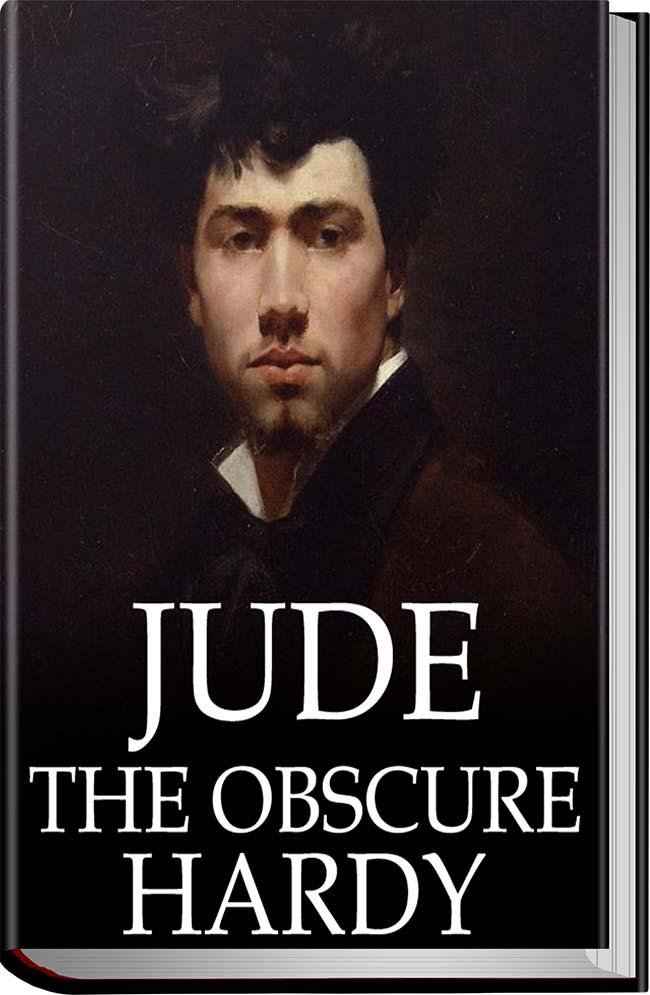 کتاب Jude The Obscure