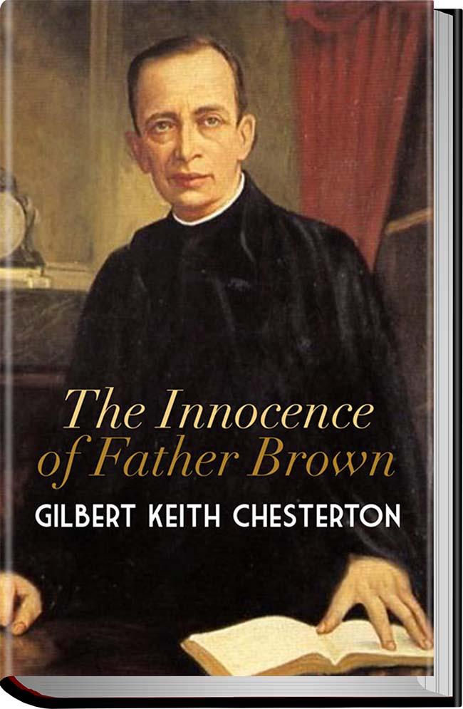 کتاب The Innocence of Father Brown