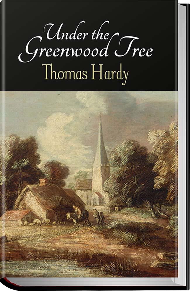 کتاب Under the Greenwood Tree