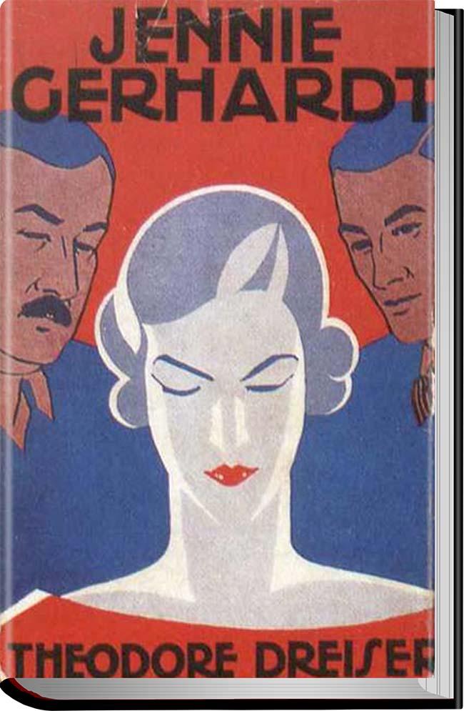 کتاب Jennie Gerhardt