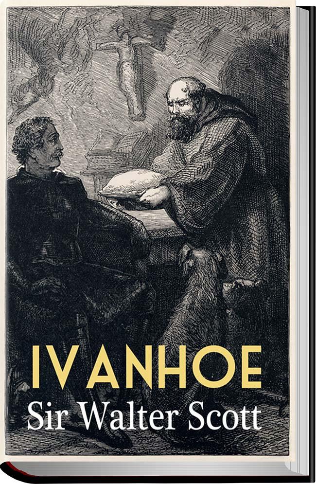 کتاب Ivanhoe